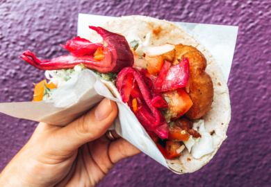 Best Fish Tacos Ensenada