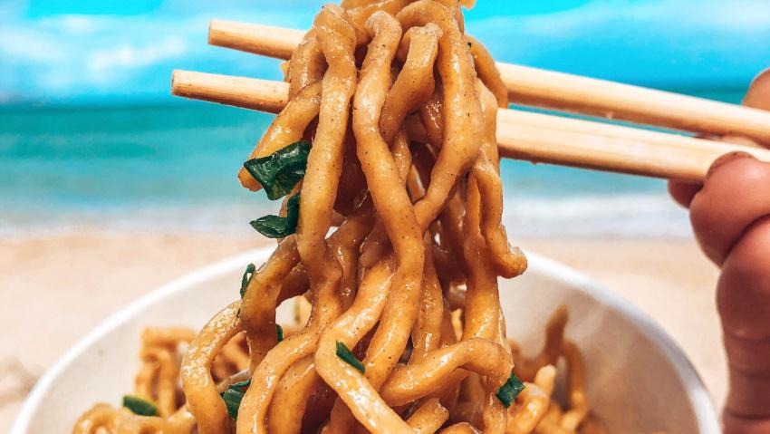 best food maui